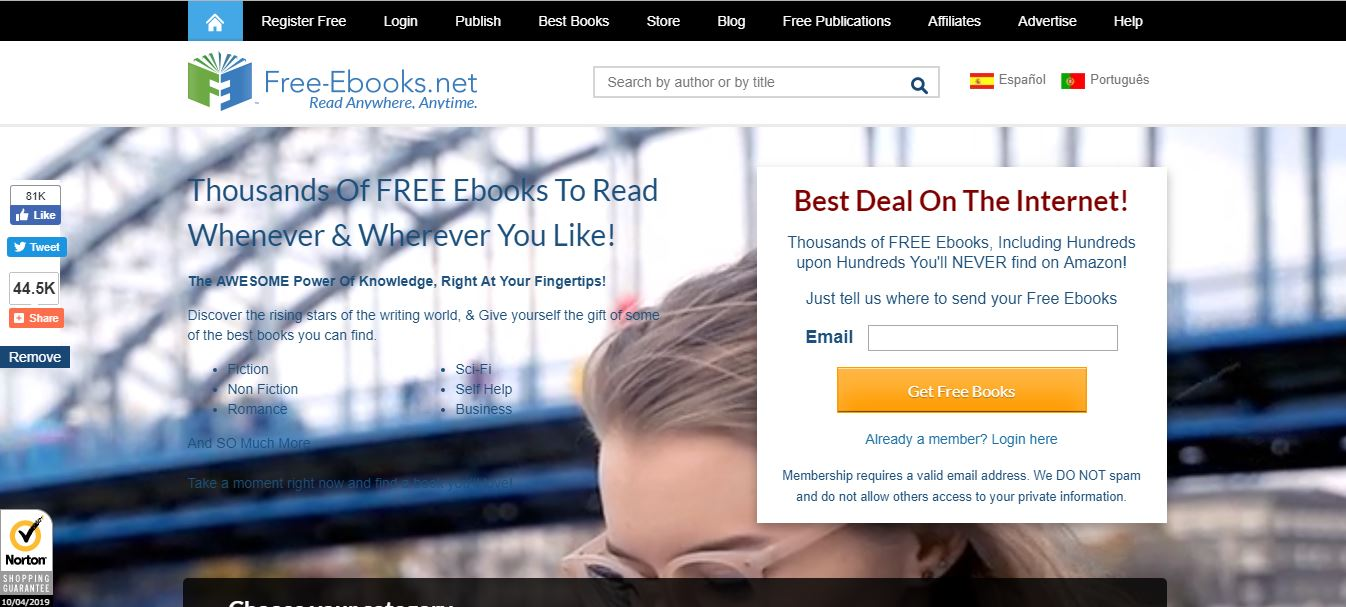 15 Best Sites to Download Free eBooks