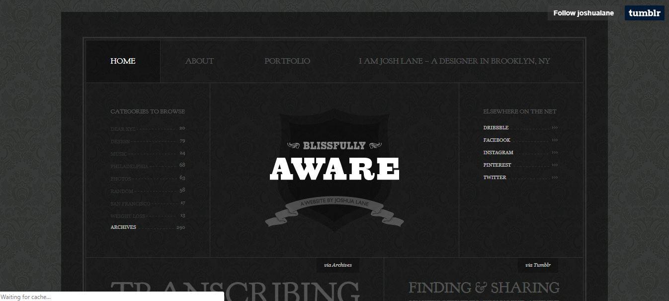 15 Best Dark Websites Design Examples