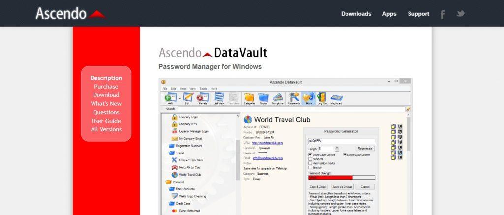 password management softwares
