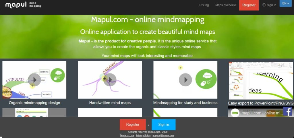best mind mapping software